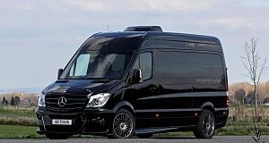 В Hartmann сделали со Sprinter микроавтобус для путешествий