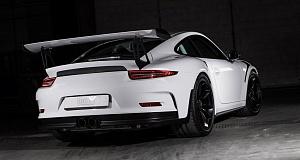 Семейство автомобилей Porsche 911 получили новые обвесы