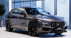 Обвес Shtorm для Maserati Levante S от Larte Design