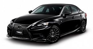 Ателье TRD – тюнинг Lexus IS F Sport