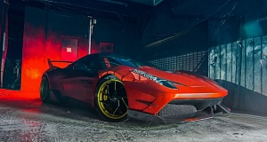 Тюнинг Ferrari 458 Italia от Misha Design