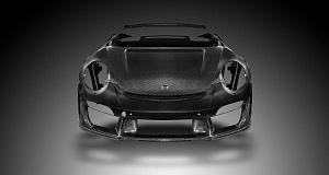Обвес TopCar для Porsche 911 оценили в 40000 Euro