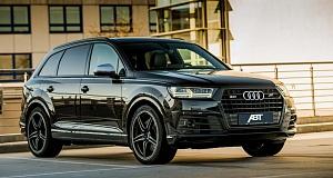 Audi SQ7 с 520 л.с. от ABT