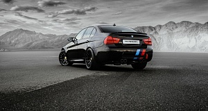 MR Car Design сделали тюнинг BMW M3 E90 Clubsport
