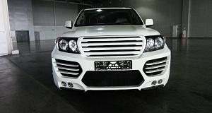 Toyota Land Cruiser 200 Invader