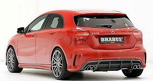 Тюнинг Мерседес А-класса от Брабус - Mercedes A-Class Brabus