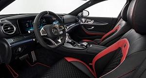 Brabus 700 для Mercedes-AMG E63 S с кузовом W213