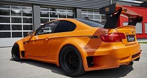BMW M3 GT2 S Hurricane с 720 л.с. от G-Power