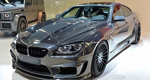 Hamann BMW M6 Gran Coupe Mirr6r