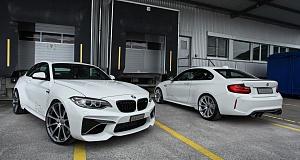 BMW M2 с двигателем от M4 Coupe