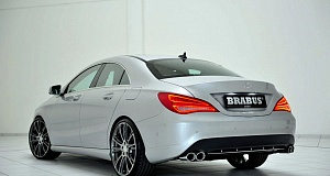 Проект тюнинг-ателье Brabus – Mercedes CLA