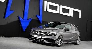 Mercedes-AMG A45 получил 558 л.с. от тюнеров из Posaidon