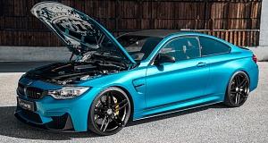 BMW M4 Coupe стал мощнее благодаря G-Power