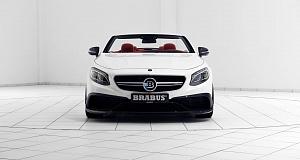 Brabus 850 с базой Mercedes-AMG S63