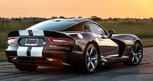 Увеличение мощности Dodge SRT Viper GTS от Hennessey