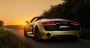 В Fostla тюнинговали Audi R8 Spyder