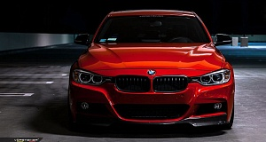 Обвес для BMW 335i от Vorsteiner