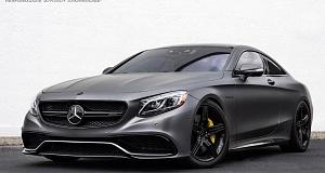 В Renntech увеличили мощность Mercedes-AMG S63 Coupe