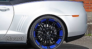 Тюнинг Шевроле Камаро – Chevrolet Camaro Magnat