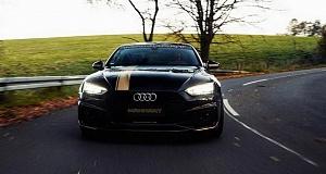 Тюнинг Audi RS5 Coupe с названием Manhart RS 500