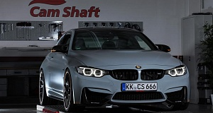 520 л.с. для BMW M4 Coupe от Cam-Shaft