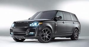 В Overfinch создали Range Rover за 320000$