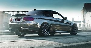 Зеркальный BMW M3 E92 от Fostla