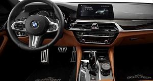 Тюнинг AC Schnitzer для BMW 5-Series G30 и G31