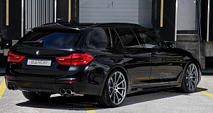 В Dahler тюнинговали BMW 5-Series Touring G31