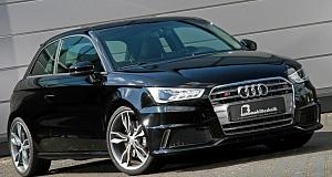 Увеличение мощности Audi S1 от B&B Automobiltechnik
