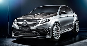 Hamann представил новую версию тюнинга GLE 63 Coupe