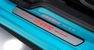 Тюнинг Smart Fortwo или Brabus Ultimate 125