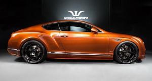 В Wheelsandmore подготовили тюнинг Bentley Continental GT Speed