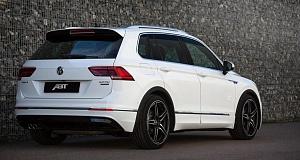 Тюнинг Volkswagen Tiguan 2 от ABT Sportsline