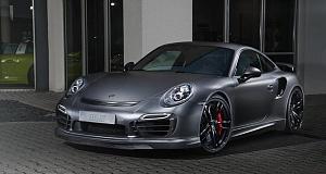 Комплект тюнинга Dark Knight для Porsche 911 Turbo S от TechArt