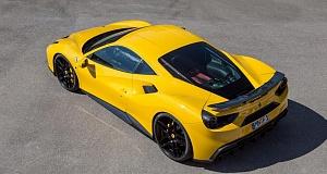Novitec Rosso представили тюнинг Ferrari 488 GTB