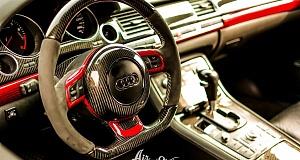 В Kreutzmann Carbonmanufaktur тюнинговали Audi A8 (D3)