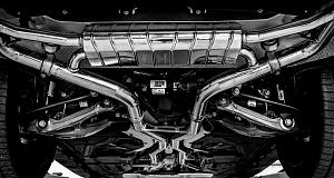 В Wheelsandmore усилили Mercedes-AMG C63