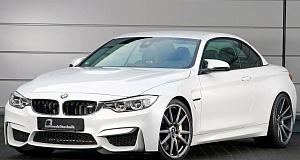 B&B Automobiltechnik добавили мощности BMW M3 и M4