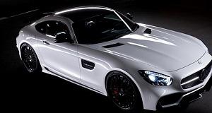 Wald с новой работой для Mercedes-AMG GT S