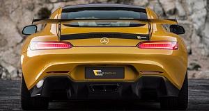 В Dime Racing тюнинговали Mercedes-AMG GT
