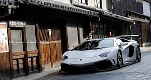 В Aimgain создали обвес для Lamborghini Aventador