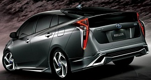 Тюнинг Toyota Prius от Modellista