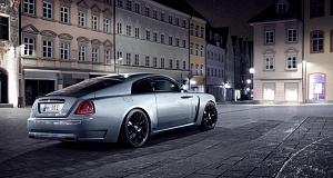 В Spofec сделали тюнинг Rolls-Royce Wraith