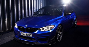 BMW M3 и M4 Coupe в новом облике от AC Schnitzer