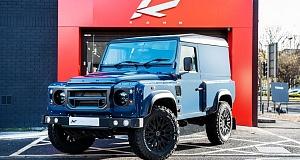 Новый тюнинг Land Rover Defender от Kahn
