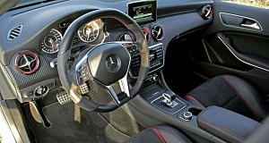Mercedes-Benz A45 AMG с 485 л.с. от Posaidon