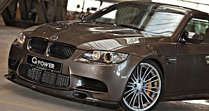 BMW M3 Hurricane RS от G-POWER