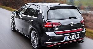 Тюнинг рестайлингового Volkswagen Golf 7 от ABT Sportsline