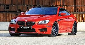 BMW M6 Bi-Tronik III от тюнинг-ателье G-Power